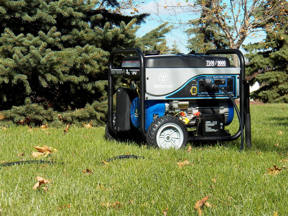 Westinghouse Generator Review -